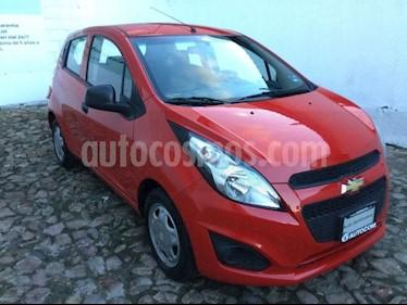 Foto venta Auto Seminuevo Chevrolet Spark Classic LS A MT (2017) color Rojo Granada precio $125,000