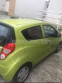 Foto venta Auto Usado Chevrolet Spark Classic LS (2017) color Verde Lima precio $125,000