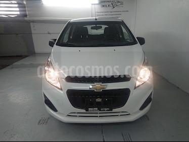 Foto venta Auto Seminuevo Chevrolet Spark Classic LS (2017) color Blanco precio $115,500