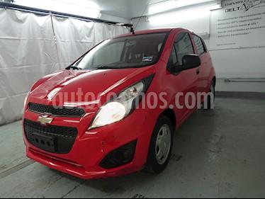 Foto venta Auto Seminuevo Chevrolet Spark Classic LS (2015) color Rojo