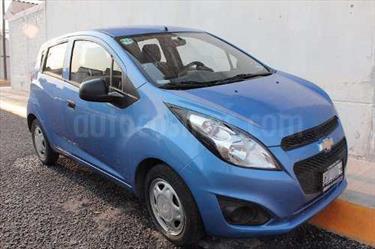 Foto venta Auto Usado Chevrolet Spark Classic LT (2015) color Azul precio $110,000