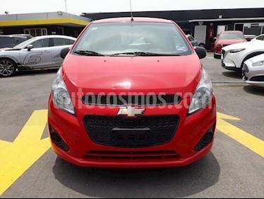 Foto venta Auto Usado Chevrolet Spark Classic LT (2017) color Rojo precio $145,000