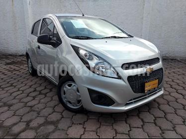 Foto venta Auto Usado Chevrolet Spark Classic LT (2017) color Plata precio $139,900