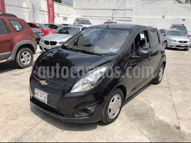 Foto venta Auto Seminuevo Chevrolet Spark Classic LT (2015) color Negro precio $105,000