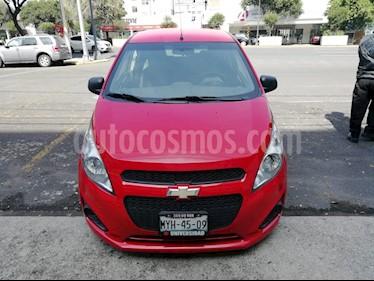 Foto venta Auto Seminuevo Chevrolet Spark Classic LT (2016) color Rojo Granada precio $135,000