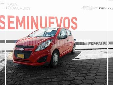 Foto venta Auto Seminuevo Chevrolet Spark Classic LT (2015) color Rojo precio $129,000
