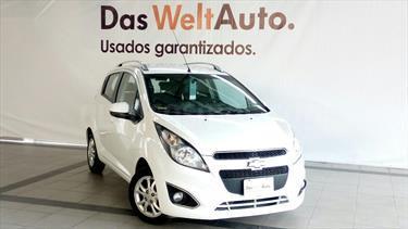 Foto venta Auto Usado Chevrolet Spark Classic LTZ (2017) color Blanco precio $162,000
