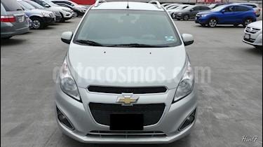 Foto venta Auto Seminuevo Chevrolet Spark Classic LTZ (2017) color Plata precio $145,000