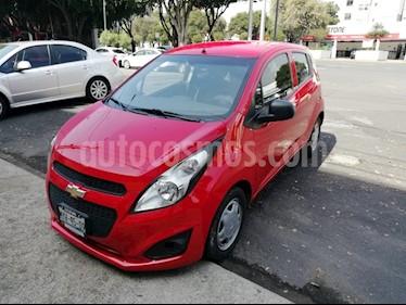 Foto venta Auto Seminuevo Chevrolet Spark Classic LTZ (2017) color Rojo precio $158,000