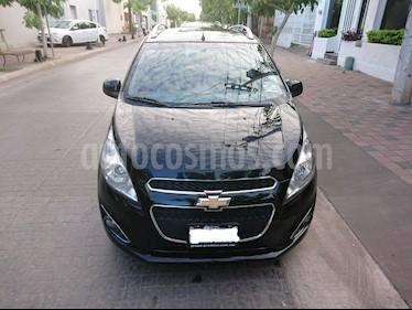 Foto venta Auto Seminuevo Chevrolet Spark Classic LTZ (2017) color Negro precio $145,000
