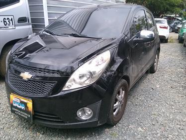 Chevrolet Spark GT 1.2 LT usado (2013) color Negro precio $26.000.000