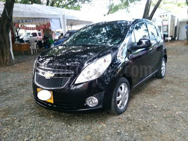 Chevrolet Spark GT 1.2 LT usado (2014) color Negro precio $28.000.000