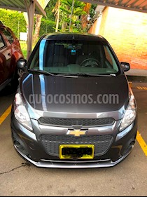 Chevrolet Spark GT 1.2 LT  usado (2018) color Gris Galapagos precio $28.000.000