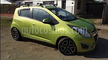 Chevrolet Spark GT 1.2L LT AC Full usado (2013) color Verde precio $4.350.000