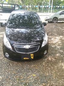 Chevrolet Spark GT 1.2L usado (2017) color Negro precio $24.000.000