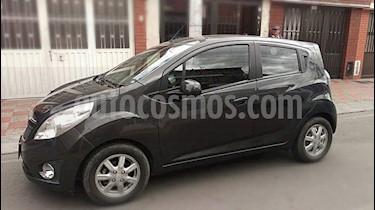 Foto venta Carro Usado Chevrolet Spark GT Full Equipo (2011) color Gris Galapagos precio $21.500.000