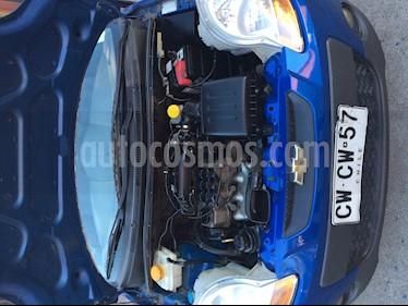 Chevrolet Spark Sedan   0.8L Lite usado (2011) color Azul Deportivo precio $2.850.000