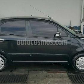 Foto venta carro Usado Chevrolet Spark 1.0 L (2008) color Negro precio BoF1.300