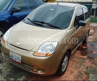 Foto venta carro Usado Chevrolet Spark 1.0 L (2008) color Bronce precio u$s2.300