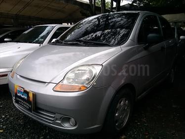 Foto venta Carro usado Chevrolet Spark 1.0 LS (2007) color Plata precio $13.000.000