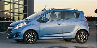 Foto venta carro usado Chevrolet Spark 1.0L (2014) color Azul precio u$s20.160.000
