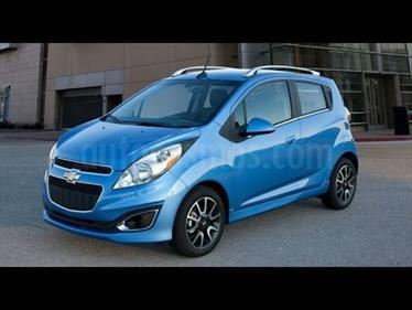 Foto venta carro usado Chevrolet Spark 1.0L (2014) color Azul precio BoF20.160.000