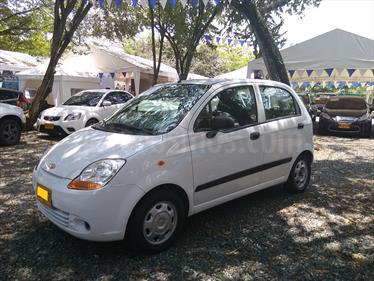 Chevrolet Spark 1.0L  usado (2014) color Blanco Galaxia precio $19.000.000