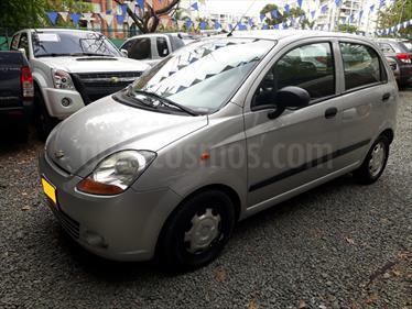 Foto venta Carro Usado Chevrolet Spark 1.0L  (2009) color Plata Brillante precio $16.000.000