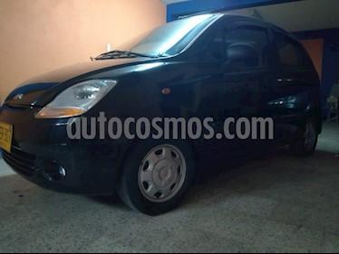 Chevrolet Spark 1.0L  usado (2013) color Negro precio $16.000.000