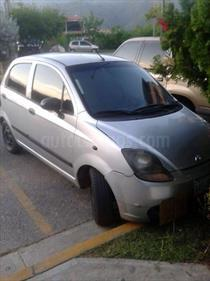 Foto venta carro usado Chevrolet Spark 1.1 Mec (2008) color Plata precio u$s1.760