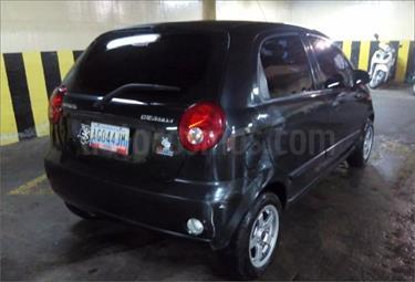 Chevrolet Spark 1.1 Mec usado (2008) color Negro precio BoF17.500.000
