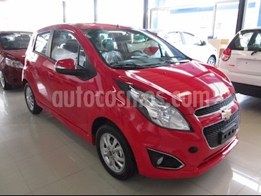 Foto Chevrolet Spark 1.1 Mec usado (2015) color Rojo precio BoF300.000.000