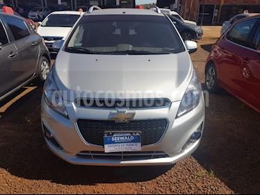 Foto venta Auto Usado Chevrolet Spark 1.2 LT (2015) color Gris Plata  precio $265.000