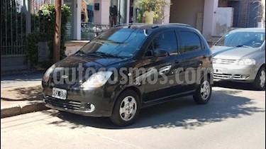 Foto venta Auto Usado Chevrolet Spark 1.2 LT (2009) color Negro precio $170.000