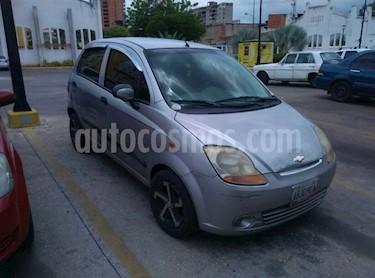 Foto venta carro usado Chevrolet Spark 1.4L Hot (2007) color Gris Luna precio u$s1.300