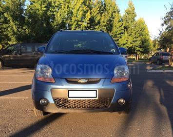 Chevrolet Spark Sedan  LS 0.8  usado (2013) color Azul Metalico precio $2.850.000