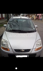 Chevrolet Spark Sedan  LS 0.8  usado (2011) color Gris Plata  precio $2.300.000