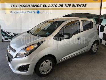 Foto venta Auto Seminuevo Chevrolet Spark LS (2016) color Plata precio $125,000