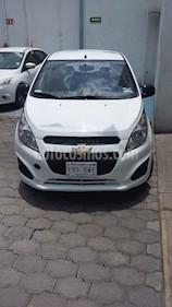 Foto venta Auto usado Chevrolet Spark LS (2014) color Blanco precio $85,000