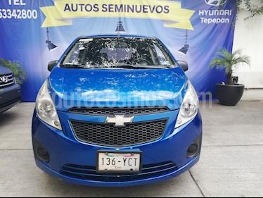 Foto venta Auto Seminuevo Chevrolet Spark LS (2012) color Azul Denim precio $80,000