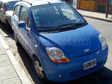 Foto Chevrolet Spark LT usado (2009) color Celeste precio $185.000