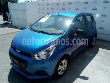 Foto venta Auto Seminuevo Chevrolet Spark LT (2018) color Azul precio $145,000