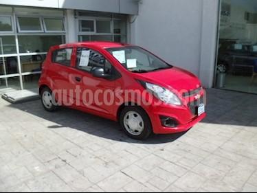Foto venta Auto Seminuevo Chevrolet Spark LT (2017) color Rojo Granada precio $135,000