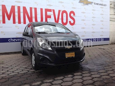 Foto venta Auto Usado Chevrolet Spark LT (2014) color Gris precio $105,000