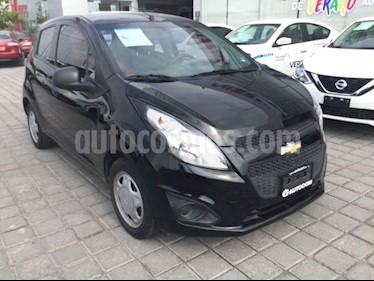 Foto venta Auto Seminuevo Chevrolet Spark LT (2017) color Negro precio $135,000