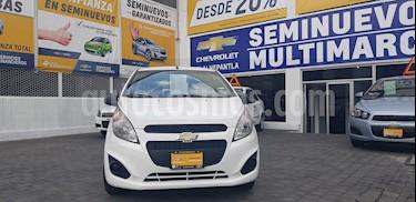 Foto venta Auto usado Chevrolet Spark LT (2016) color Blanco precio $133,900