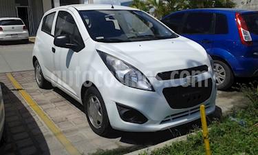Foto venta Auto usado Chevrolet Spark LT (2016) color Blanco precio $130,000