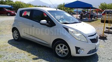 Foto venta Auto Seminuevo Chevrolet Spark LTZ (2011) color Plata precio $80,000