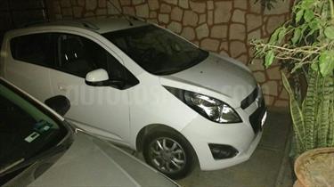 Foto venta Auto Seminuevo Chevrolet Spark LTZ (2014) color Blanco precio $130,000