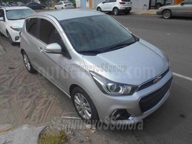 Foto venta Auto Seminuevo Chevrolet Spark LTZ (2017) color Plata Metalico precio $178,000